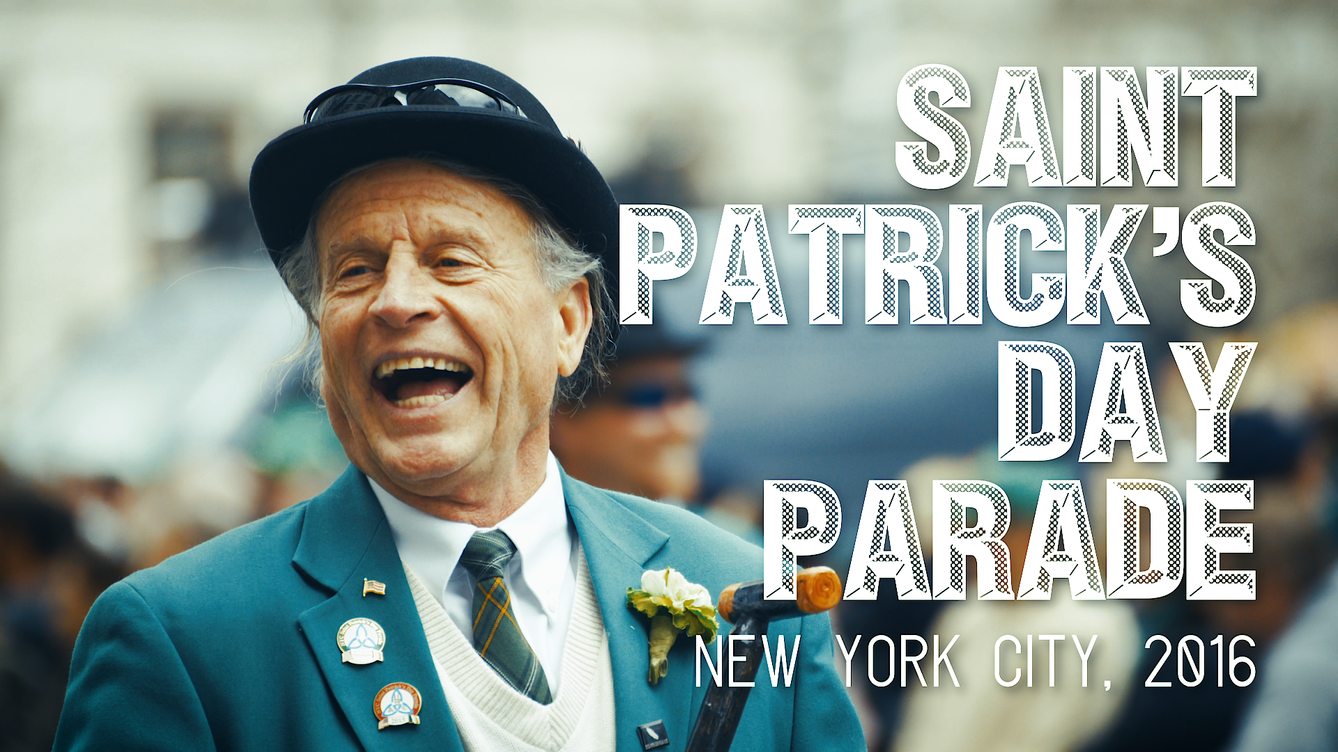 Saint Patrick's Day Parade (NYC, 2016)