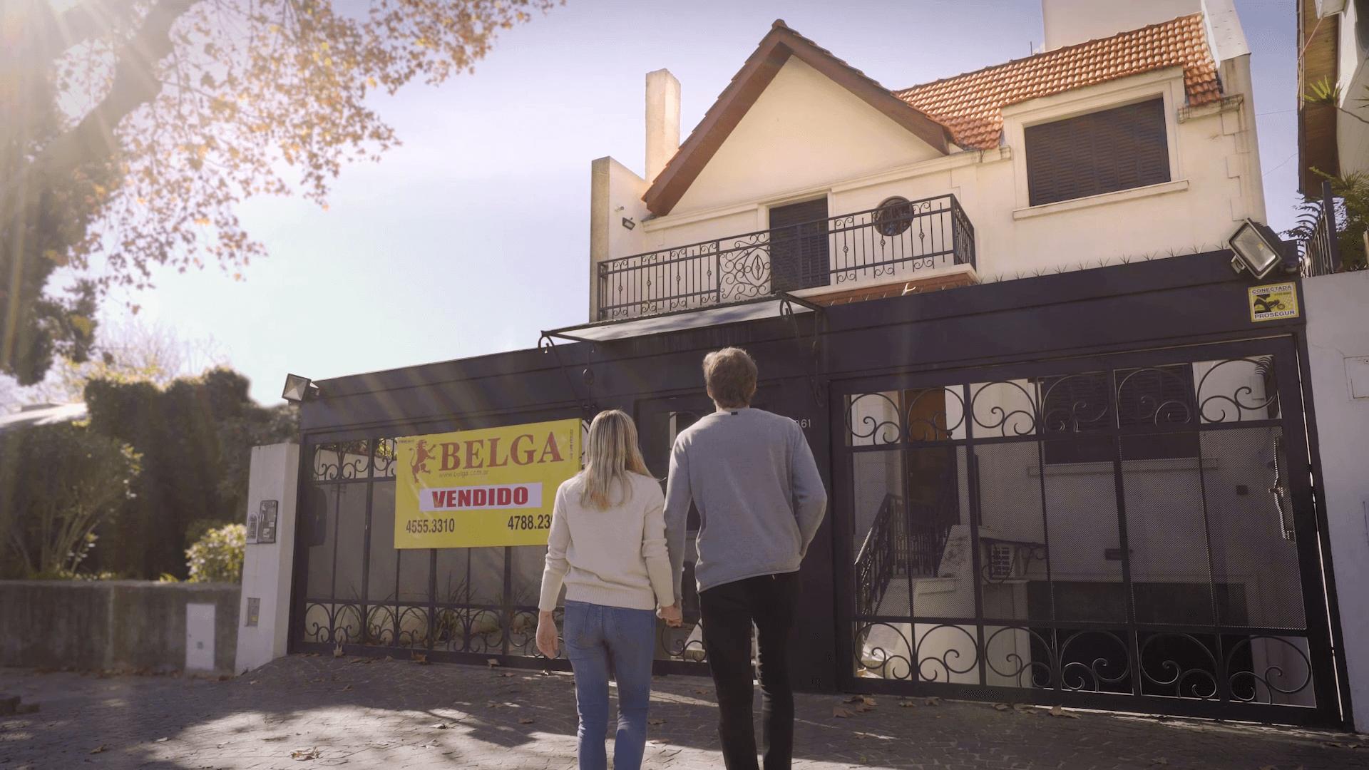 Belga Real Estate – Houses
